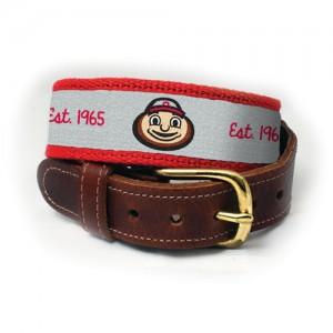 Brutus Belt - Leather Tab